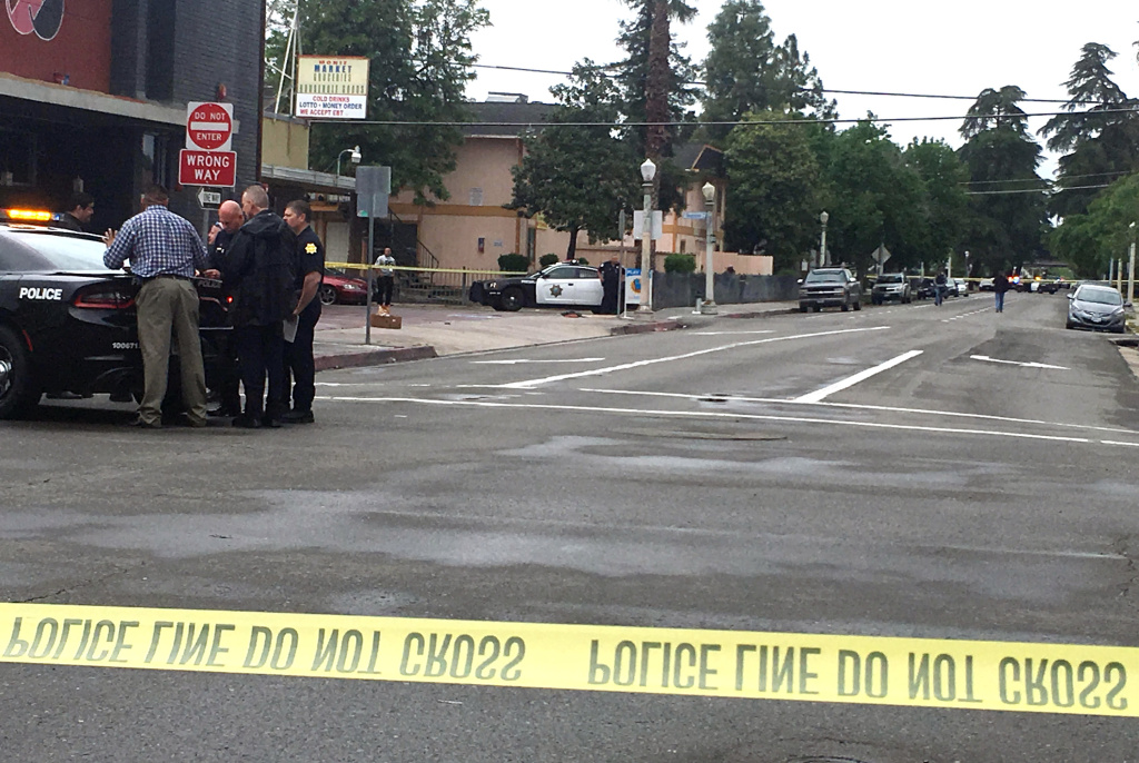 Man Who Shot Dead Three In California Shouted 'Allahu Akbar'