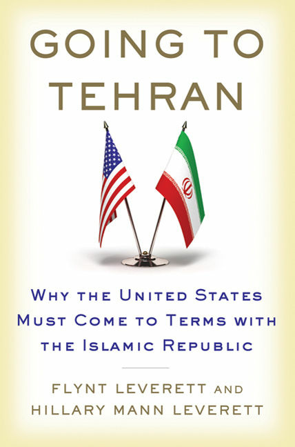 Flynt and Hillary Leverett's new book 'Going to Tehran' says U.S. opinion about Iran is based on myth.