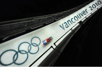 2010 Winter Olympics Vancouver luge