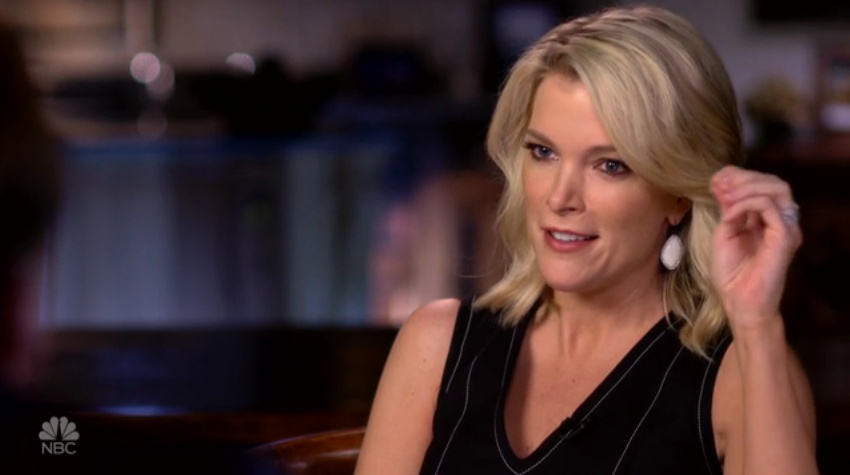 NBC's Megyn Kelly in a preview of her interview with the controversial conspiracy theorist, Alex Jones.