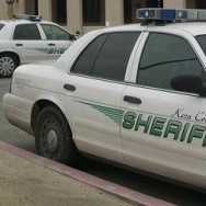 Kern County Sheriff's Office patrol cruiser