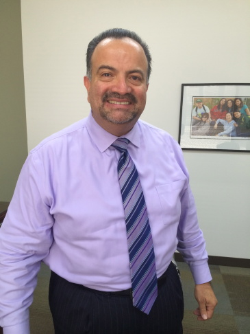 Francisco Rodriguez, L.A. Community College chancellor