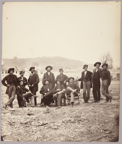 Civilians & Soldiers, Chattanooga