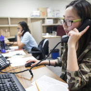 Asian Phone Bank - 1