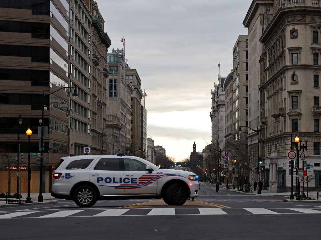 The Washington, D.C. Metropolitan Police Department was victim to an apparent ransomware attack Monday.