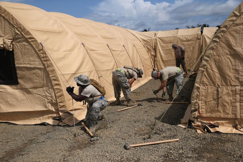 US Military Response To Ebola Gains Momentum In Liberia