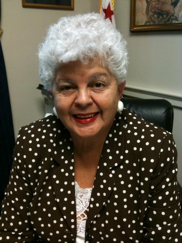 Congresswoman Grace Napolitano