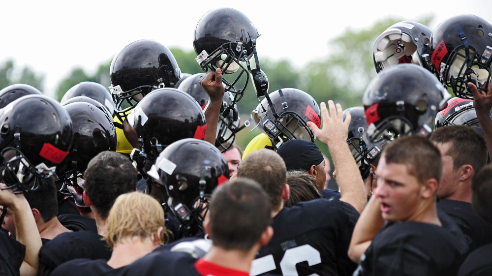 Members of the Jefferson High School football team took 200 to more than 1,800 hits to the head in a season.