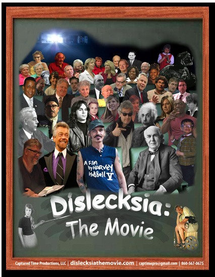 Dislecksia: The Movie cover