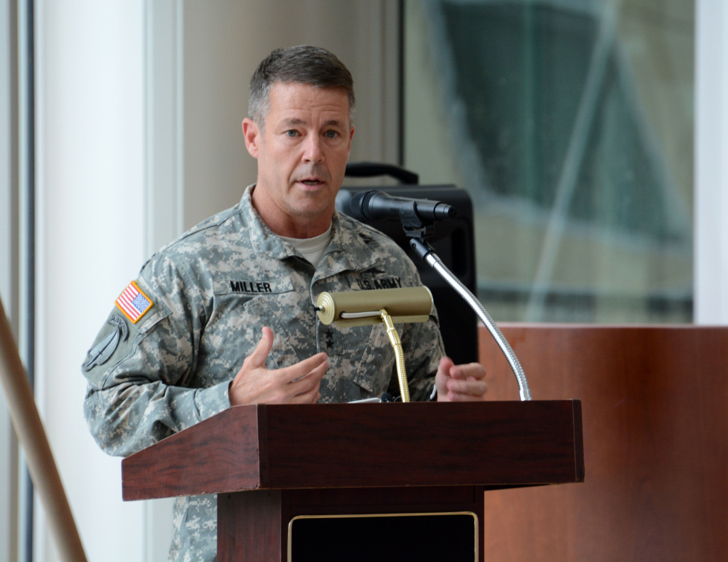Lt. Gen. Austin S.