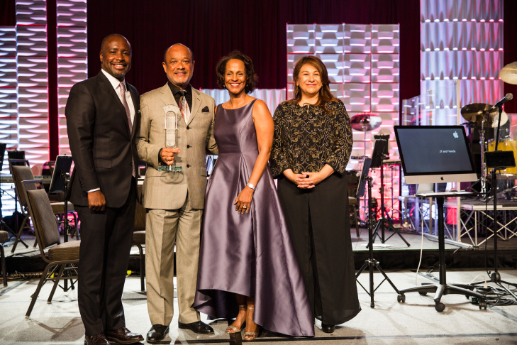 Awards for SCPR Gala honorees