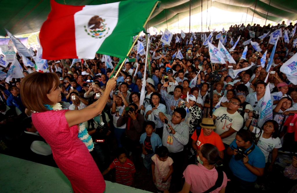 Mexico will hold its presidential election on July 1st