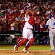 NLCS - Los Angeles Dodgers v St Louis Cardinals