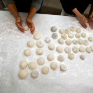 Mochi Making - 1