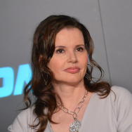 Actress Geena Davis attends the World Childhood Foundation USA Symposium In Partnership With Inwood House at NASDAQ MarketSite on May 9, 2012 in New York City.