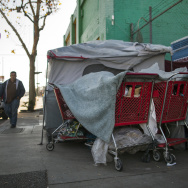 Skid Row Tents -