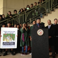 LA City Councilmember Tony Cardenas on truancy