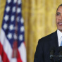 President Obama Holds Final News Conference Of First Term