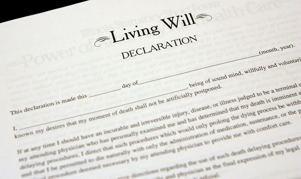 Have you discussed the details of your will with your loved ones?