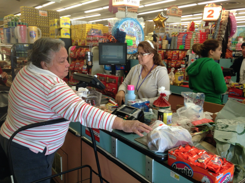 Supermarkets serve a community need during disasters