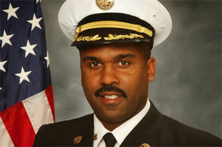 New L.A. County Fire Department Chief Daryl Osby