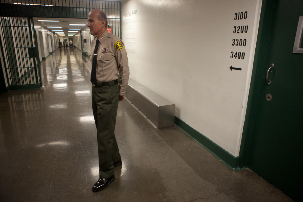 L.A. County Sheriff Lee Baca was heavily criticized for his management in the final report of the blue ribbon Citizens Commission on Jail Violence.