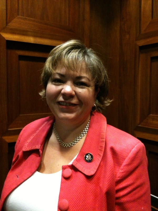 Congresswoman Linda Sanchez.