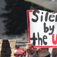 """Silenced by the UC"""