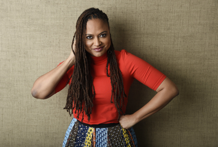 This Feb. 4, 2017 photo shows filmmaker Ava DuVernay in Los Angeles. DuVernay's film,