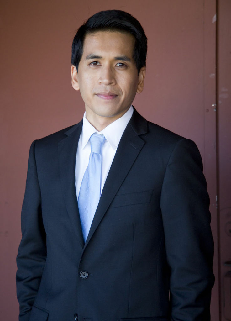 Alex De Ocampo is the first candidate to reach the $50,000 fundraising benchmark in the race for the Los Angeles City Council's Thirteenth District.