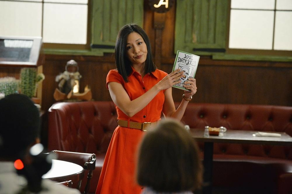 Constance Wu in ABC's