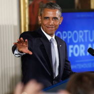Obama Signs Executive Order Protecting LGBT Employees From Discrimination
