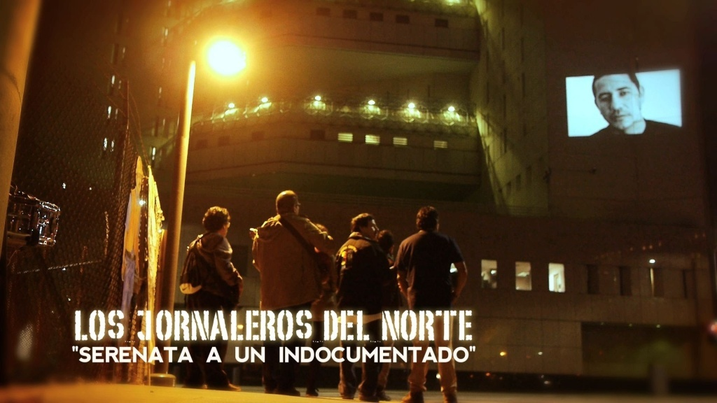 Serenata a un indocumentado by Los Jornaleros del Norte