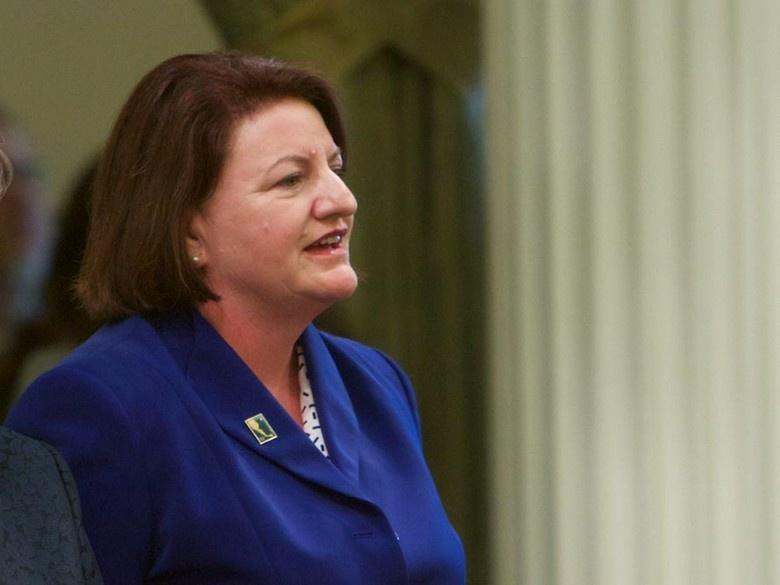 Assembly Speaker Toni Atkins (D-San Diego)
