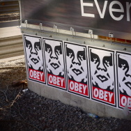 Obey Giant - Boston 2/8/09