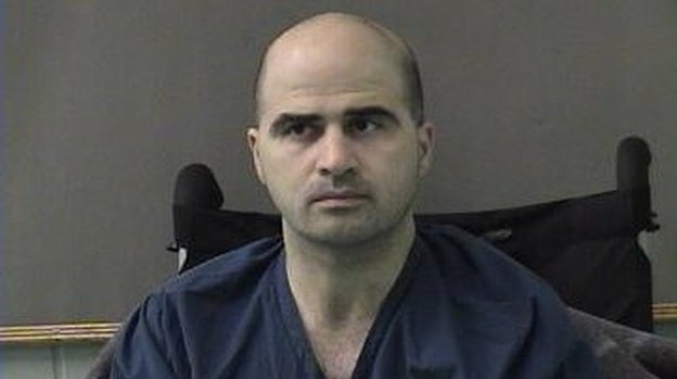 U.S. authorities have increased scrutiny since the 2009 shooting attack at Fort Hood, Texas, that left 13 dead. Maj. Nidal Hasan, charged with the killings, is shown here in an April 2010 court hearing.