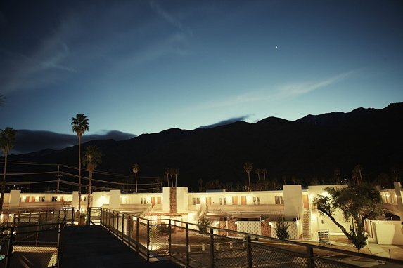 The Ace Hotel and Festival Nrmal team up for two weekends of curated music at Desert Gold.