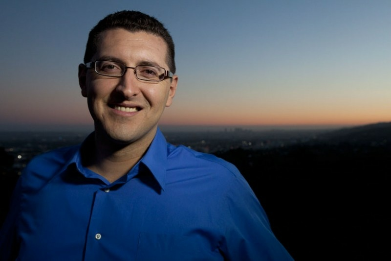 Emanuel Pleitez is a candidate for Los Angeles mayor.