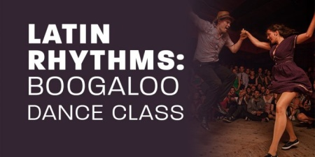 The Museum of Latin American Art (MOLAA) - Latin Rhythms: Boogaloo Dance Class