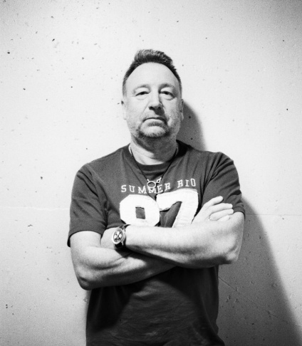Peter Hook Joy Division