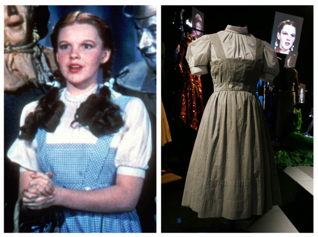 Judy Garland Oz Dress