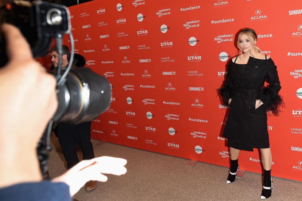 Actor Chloë Grace Moretz attends the