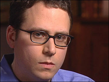 Stephen Glass was interviewed by 60 minutes in 2003. He fabricated stories for the prestigious news magazine The New Republic.