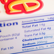New Food Label Requirements Listing Trans Fat and Allergens Take Effect