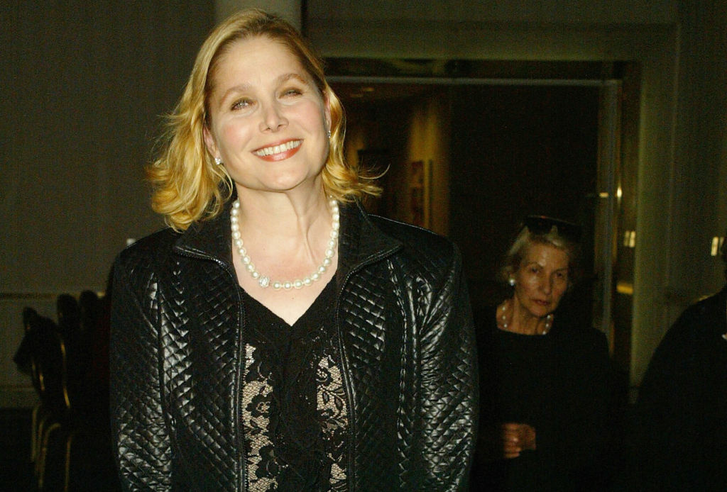Actress Deborah Raffin attend the 'All Star Salute to Legendary Jockeys' for the 20th Anniversary Breeders Cup Celebration at the Grand Ballroom of the Beverly Hilton Hotel on Oct. 20, 2003 in Beverly Hills.