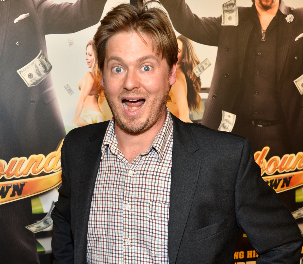 Actor Tim Heidecker arrives at the Premiere Of HBO's Final Season Of