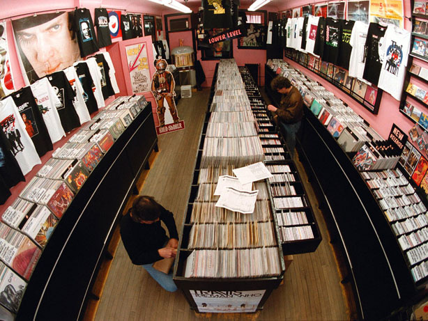Would a major label merger change how we buy music?