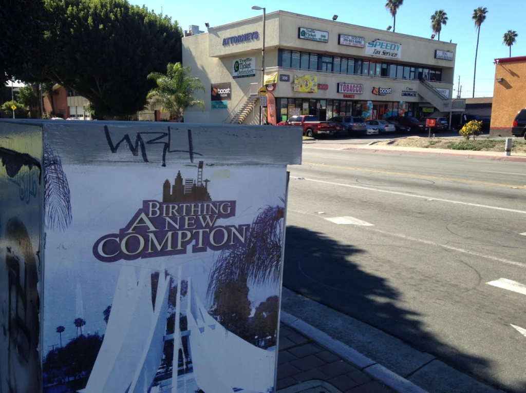 Compton city officials are considering bringing a movie theater to the city, which has long been without one. There has been other new investment in Compton lately.
