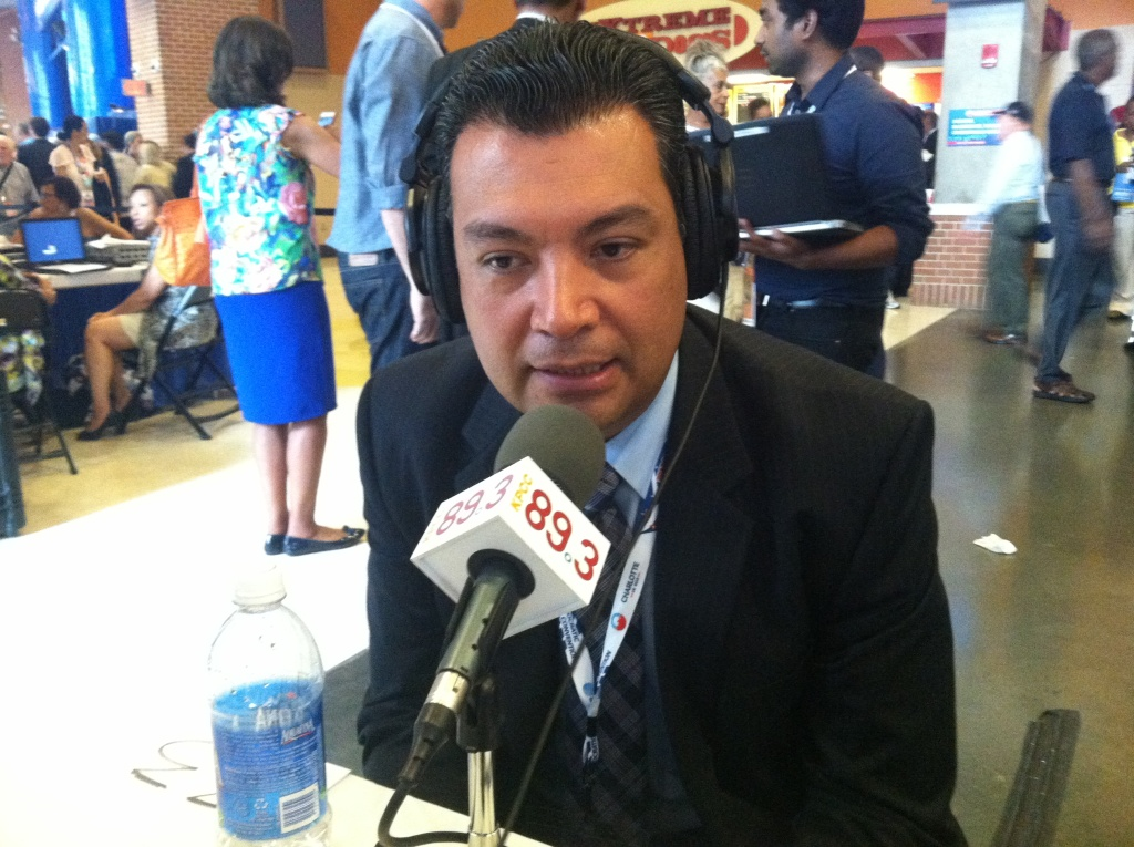 L.A. Democratic state Senator Alex Padilla's campaign for Secretary of State could benefit from the indictment of his main opponent, Bay Area state Senator Leland Yee.