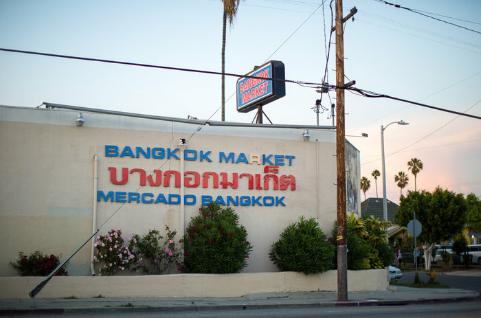 Opened in 1972, Bangkok Market was the first Thai food grocer in Los Angeles. It became a de facto community center, and a magnet for both Asian immigrants and chefs looking for rare ingredients.